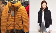 Zara Polyester Coats, Jackets & Vests for Women