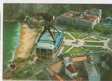 Brazil Rio De Janeiro Vista da Praia Vermelha Com Bondinho Novo Postcard 781a