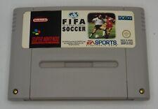 FIFA International Soccer (Super Nintendo) Version PAL
