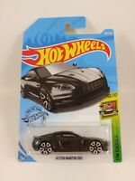 Aston Martin DBS - Metalflake Black - HW Exotics 10/10 | Hot Wheels 224/250