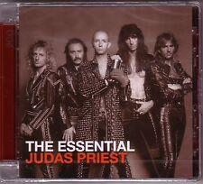 2 CD (NEU!) . Best of JUDAS PRIEST (Ripper Breaking the Law Turbo Lover mkmbh