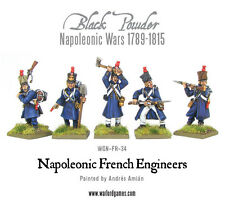 Warlord Games - Black Powder - blister - Napoleonic french engineers - 28mm
