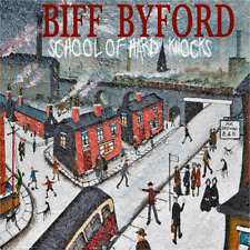 BIFF BYFORD SCHOOL OF HARD KNOCKS NEW CD - Released 21/02/2020