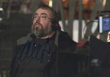Alex de la Iglesia Autograph Signed 20x30 Inch Photo