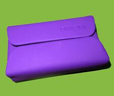 Genuine Camera Case Bag For FUJI FinePix T500 F770 EXR JZ200 T400 T200 - Purple