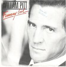 "<2306-08> 7"" Single: William Pitt - Funny Girl"