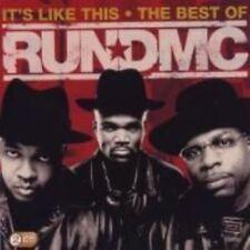 It S Like This Best of Run DMC 0886974952428 CD P H