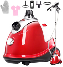 1800w Professional Steamer for Clothes Fabric Curtain Garment Iron Upright
