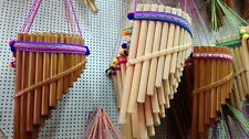 "Lot of 20 PAN FLUTE 13 PIPES beginners panpipes 12"" Free shipping/We have store"
