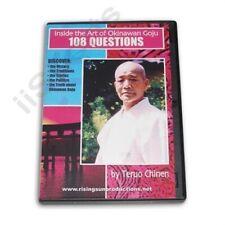 Miyazato Eichi Okinawan Goju Karate #7 Dvd Chinen 108 Questions Miyagi Chogun