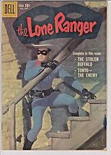 The Lone Ranger #129 (Aug-Sep 1959, Dell)