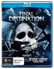 The Final Destination 4 Blu-ray, 2014 RB