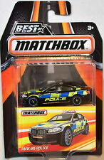 MATCHBOX 2017 BEST OF MATCHBOX BMW M5 POLICE