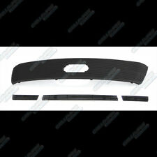 For 2010-2013 Toyota Tundra Black Billet Grille Grill Insert Combo