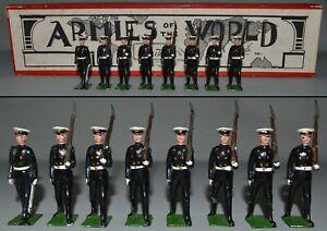 Britains Pre-War Set #1835 Argentine Naval Cadets **AA-12972**