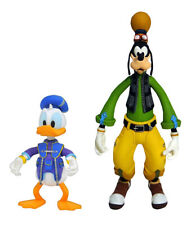 Kingdom Hearts 3 Select Goofy & Donald 2-Pack Action Figure DIAMOND SELECT TOYS