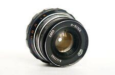 Industar-61 L/D I-61 LD 2.8/55 M39 mount USSR lens for rangefinder FED