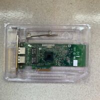 NEW Dell Intel 01P8D1 1P8D1 Dual-Port RJ45 PCI-E Gigabit Network Ethernet Card
