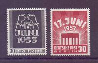 Berlin 1953 - Volksaufstand - MiNr. 110/111 postfrisch** - Michel 50,00 € (908)