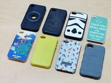 8 x Apple iPhone 4s Star Wars/Angry Birds/armoured protective covers
