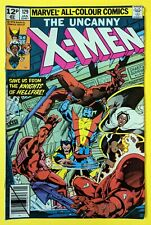 Uncanny X-Men #129 - UK - First Kitty Pryde & Emma Frost (White Queen) (VF+)