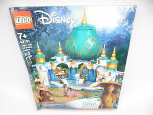 LEGO Disney Raya and The Heart Palace 43181 Imaginative Toy Building Kit 610pcs