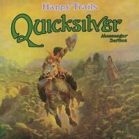 Quicksilver Messenger Service - Happy Trails [New Vinyl LP]