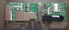 HP P812 1GB FBWC 487204-B21 613270-001  587224-001 24 port 16e 8i SAS2 RAID