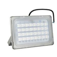 New listing 1x 100W Led Flood Light Cool White Viugreum Outdoor Spotlight Garden Yard Lamp
