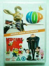 Despicable Me & HOP - 2 movies DVD New Sealed
