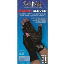 Dick Wicks Magno Gloves Black (large) X 1 Pair