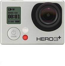 GoPro HERO 3+ Plus Silver Edition CHDHN-302 - Camera Only (IL/RT6-9005-CHDHN-302