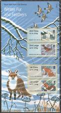 Great Britain 2015 Kerstmis post and Go-vogel, vos, eekhoorn konijn POSTFRIS/MNH