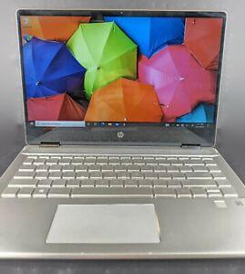 """HP Pavilion x360 14m-dh1003dx 14"""" Core i5-10210U 1.6GHz 8GB 256GB SSD + NEW BATT"""