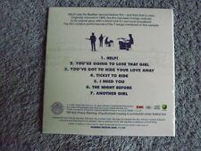 2007 BEATLES HELP 7 SONG RADIO SAMPLER MUSIC PROMO CD SEALED EMI MINT $75.00