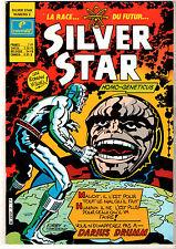 SILVER STAR n°2 ¤ 1984 EUREDIF ¤ JACK KIRBY