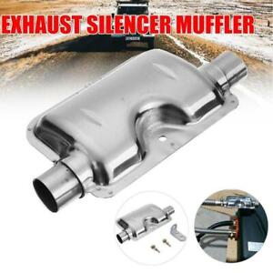 Exhaust Pipe Silencer for Air Parking Heater Stainless Steel Muffler 22mm