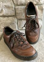 Mephisto Walking Shoes Brown Sports Leather Run-off Air-Jet Men's Size 8