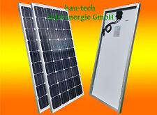 2 x 130Watt MONO Solarmodul für 12Volt System PV Modul Paneel Solar Zelle