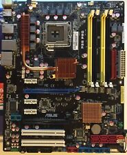 Asus P5Q Pro So 775 Mainboard + Blende