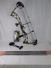 Martin Carbon Chameleon Infinity camo 17-30in 0-70lbs Right Hand Hunting Package