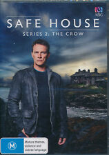 Safe House Series Season Two Second 2 DVD NEW Region 4