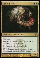 Lotleth Troll / Lotleth-Troll  - RETURN RAVNICA -  engl.  (near-mint +)  Zombie