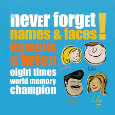 Very Good, Names and Faces (Never Forget), O'Brien, Dominic, Book