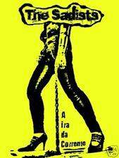 "THE SADISTS ""Ira da Corrente"" LP DEAD BOYS GG ALLIN RAMONES KBD"
