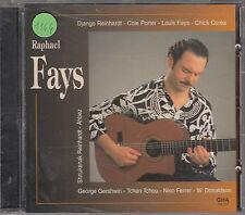 RAPHAEL FAYS - sans domicile fixe CD