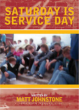 Saturday is Service Day by Matt Johnstone Motherwell Hooligan Casual Signed copy