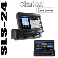 CLARION NZ502E Radio 1 DIN Touch EUROPA DVD Navigation USB Bluetooth iPhone 4S 4