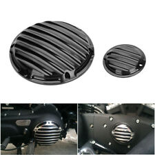 Derby Timing Timer Cover Aluminum Black For Harley Sportster XL 883 1200 SU