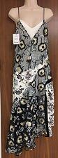 Self-Portrait Nivienne Poppy-Embroidered Dress Sizes UK 14 BNWT